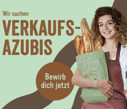 Ausbildung als Bäckereifach- verkäuferin (m/w/d)
